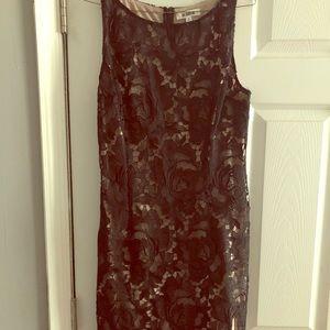 BB Dakota lace dress from SouthMoon under.